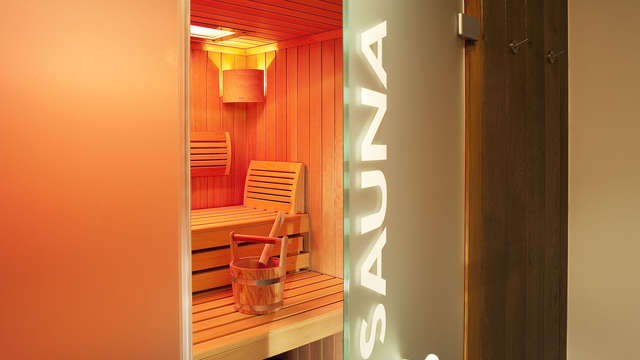 Le Colombier Obernai - Colombier espace zen sauna bd