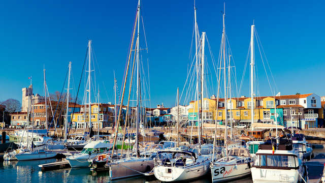 Appart Hotel L Escale Marine - privilege appart hotel lescale marine port