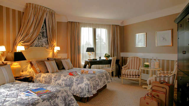 Tiara Chateau Hotel Mont Royal Chantilly - superior room twin