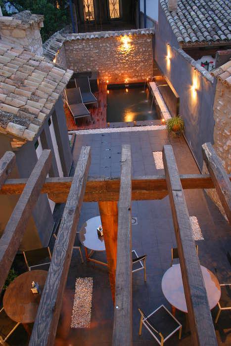 Hotel Fuentenueva - Terrasse
