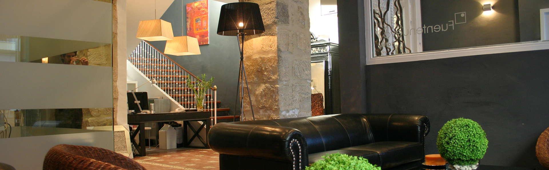 Hotel Fuentenueva - hall_jpg