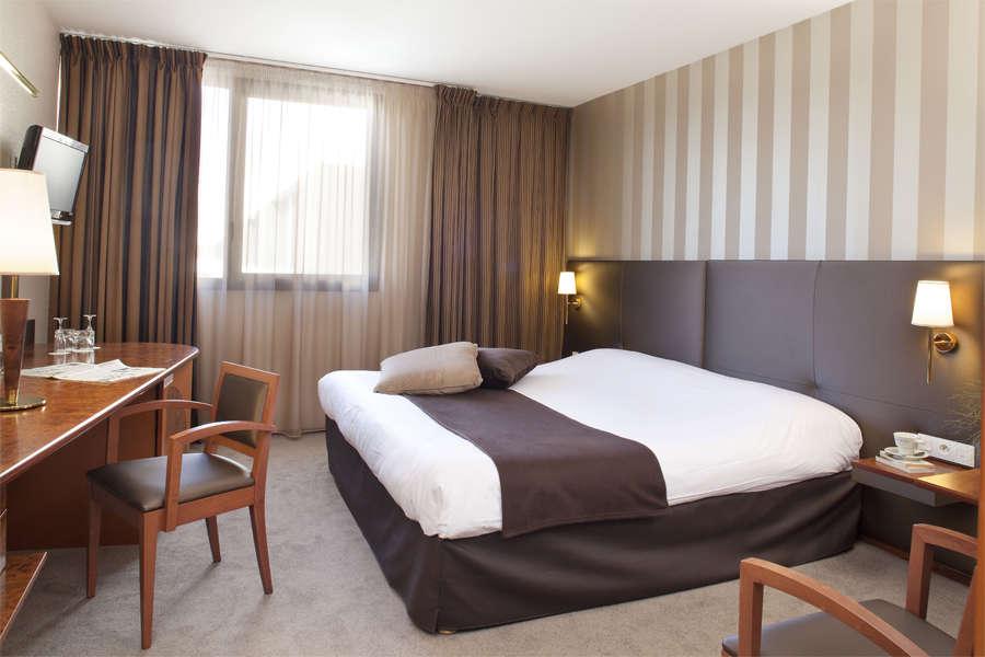 Hôtel Plaza - Site du Futuroscope - Chambre