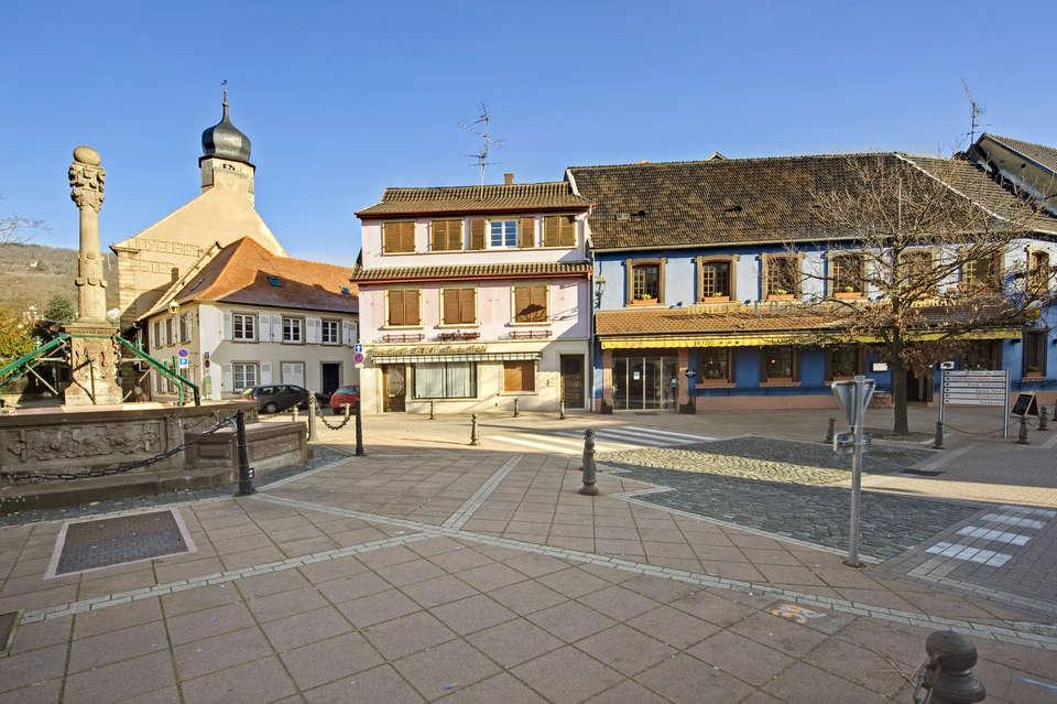 Hôtel L'Ours de Mutzig - Façade