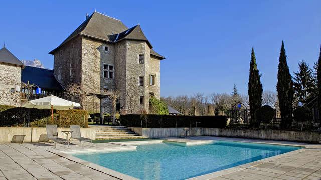 Chateau de Candie - chateau de candie comm piscine r