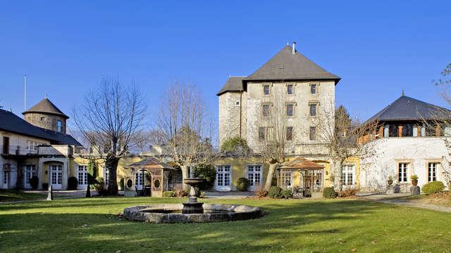 Chateau de Candie - chateau de candie comm parc r