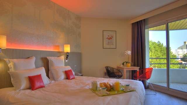 Hotel Atlantic Thalasso Valdys - best western hotel atlantic thalasso chambre confort