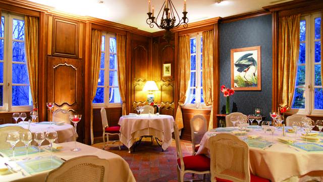 Chateau de Candie - restaurantlorangerie