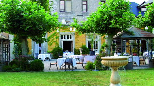 Chateau de Candie - Tour du Chateau HD
