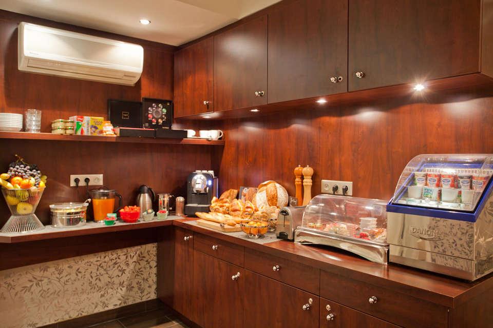 Hotel WO - Wilson Opéra - Breakfast