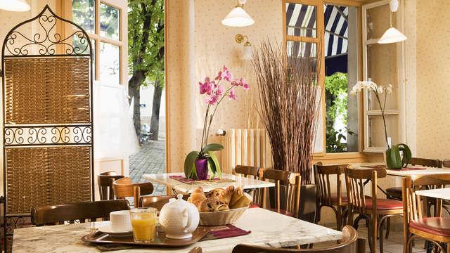 Timhotel Montmartre - breakfast