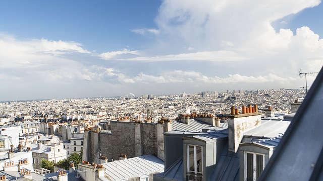 Timhotel Montmartre - paris view