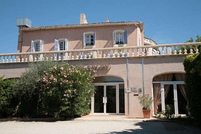 Relais du silence le mas du soleil 4 salon de provence - Hotel le mas du soleil salon de provence ...