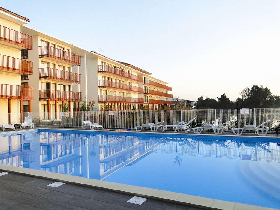 Résidence All Suites Appart Hotel La Teste - residence_all_suites_appart_hotel_la_teste_de_buch_piscine.JPG