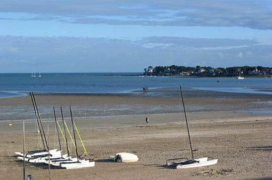 Hotel The Originals La Baule-Escoublac Le Saint Pierre (ex Inter-Hotel) - View from hotel