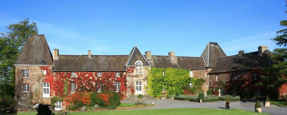 Le Château de la Roque, The Originals Relais (Relais du Silence) - Façade