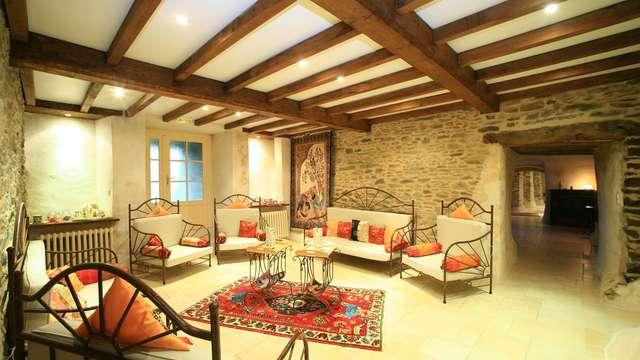 Le Chateau de la Roque The Originals Relais Relais du Silence