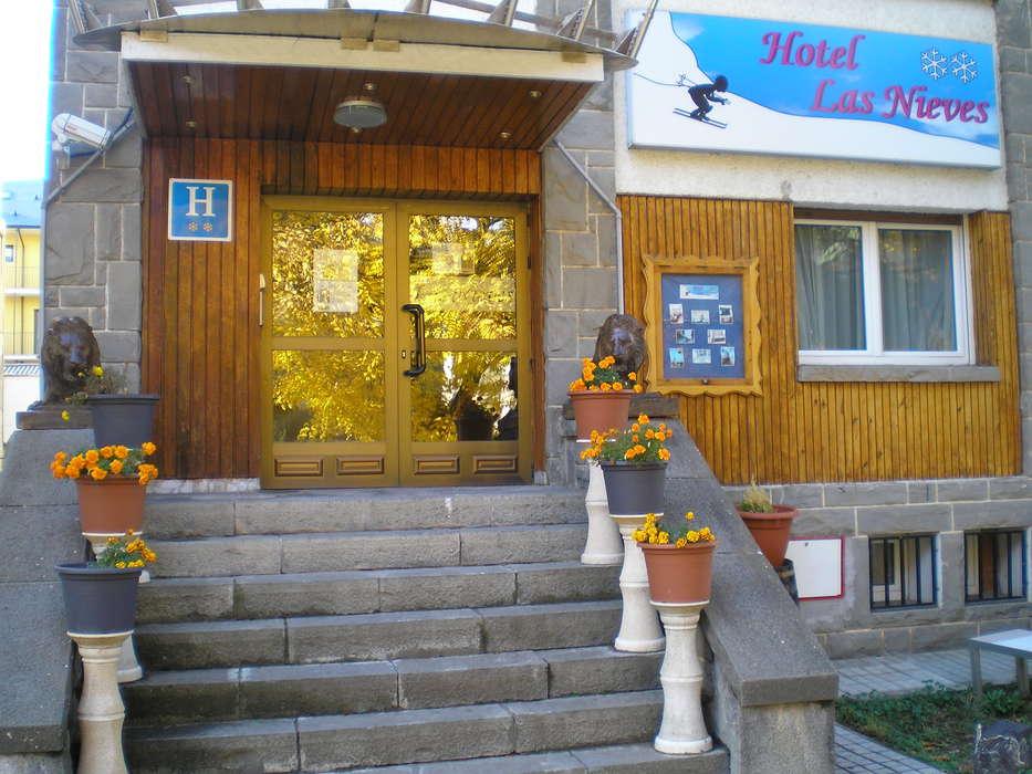 Hotel Las Nieves - Réception