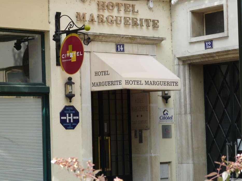 Hotel Marguerite - Hotel_Marguerite_facade.jpg