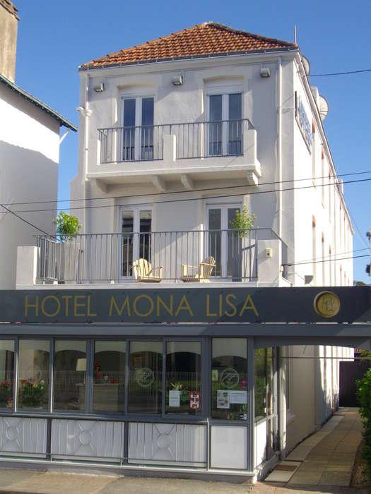 Hôtel Mona Lisa - hotel_mona_lisa_facade.JPG