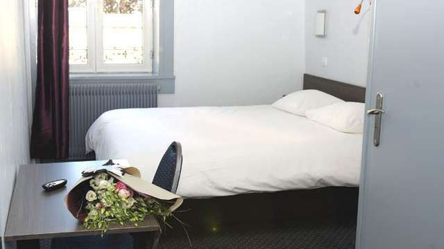 Hotel de Normandie - hotel de normandie chambre double