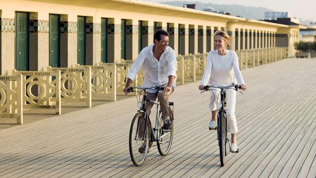 Hotel Barriere Le Normandy Deauville - DEA ACT