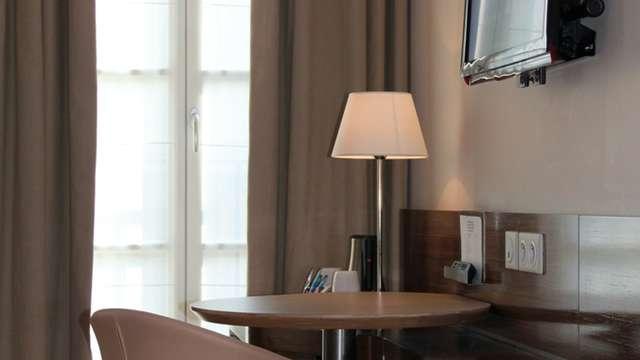 Best Western Hotel du Mucem - best western hotel mucem chambre