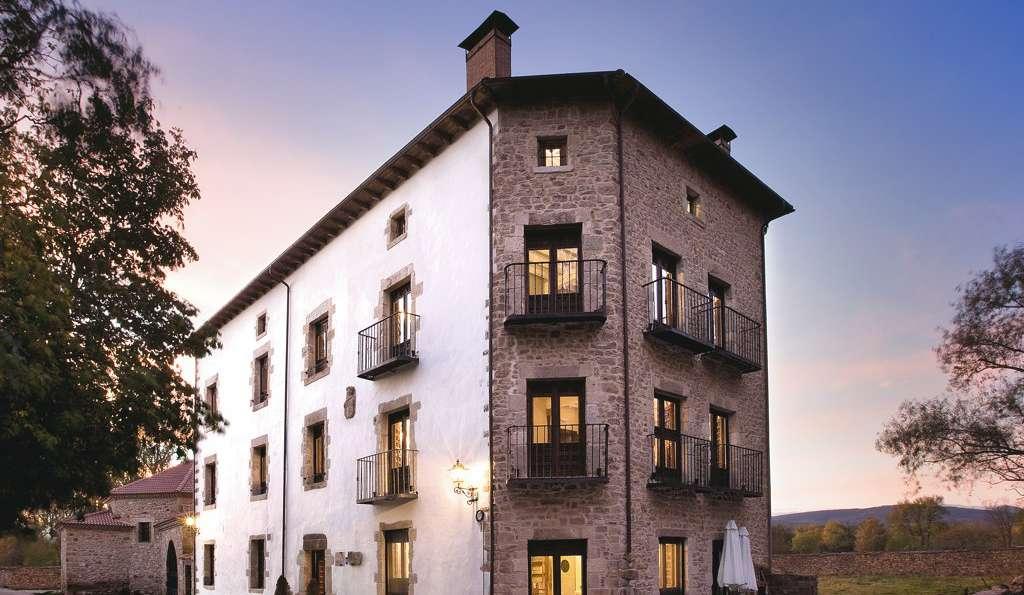 Hotel El Morendal - Front