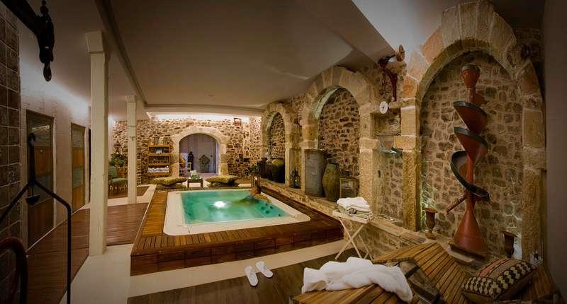 Romanticismo y Relax: escapada con Spa Privado en un hotel boutique en plena naturaleza