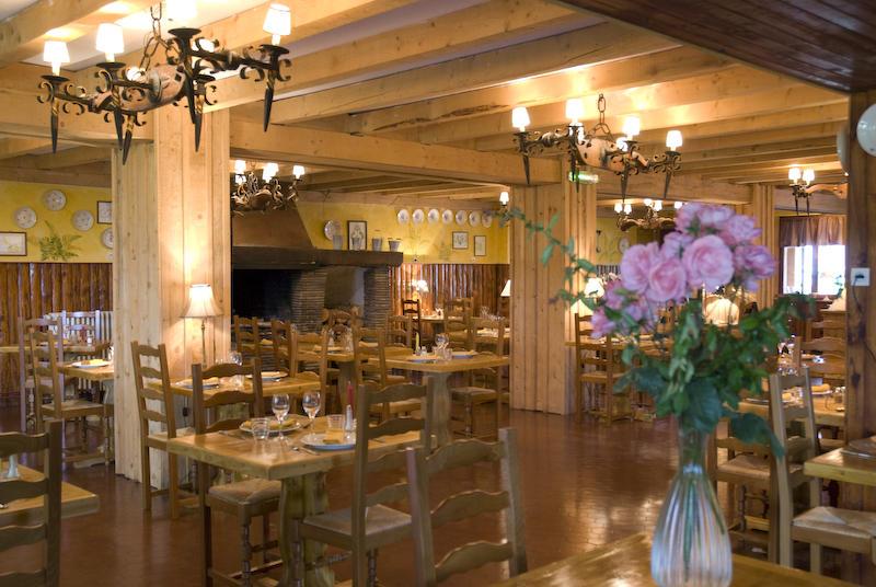 Hôtel Restaurant de la Vigotte - Restaurant