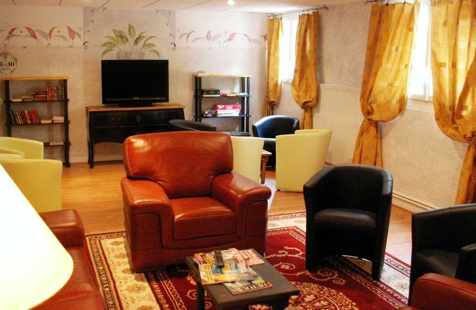 Hôtel Restaurant de la Vigotte - Salon