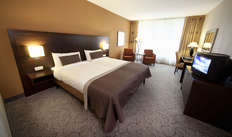 2 overnachtingen in een tweepersoons kamer deluxe met tuinzicht voor 2 volwassenen