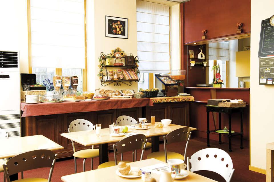 Hôtel des Oliviers - Breakfast