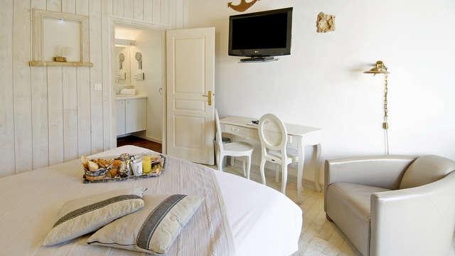 Hotel Restaurant et SPA Plaisir - hotel plaisir ch lux dbl r