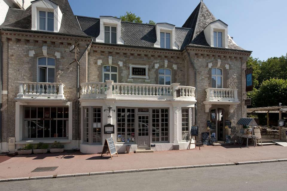 The Originals Boutique, Hôtel Ô Gayot, Bagnoles-de-l'Orne (Inter-Hotel) - Façade