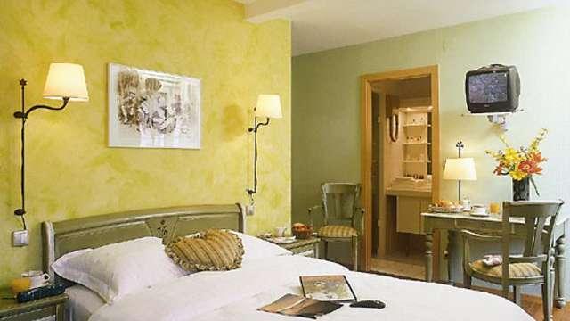 Logis hotel du Faude