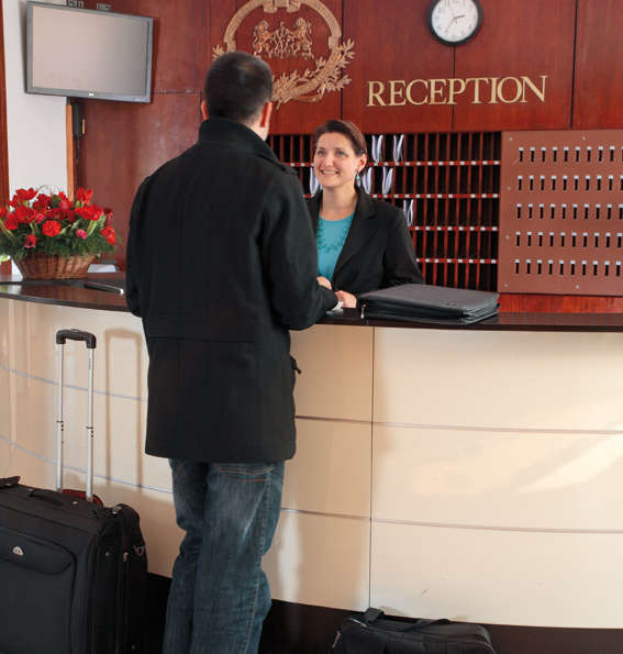 Appart'City Confort Genève Aéroport - Reception02.jpg