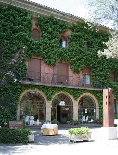 Hotel Xabier - Front