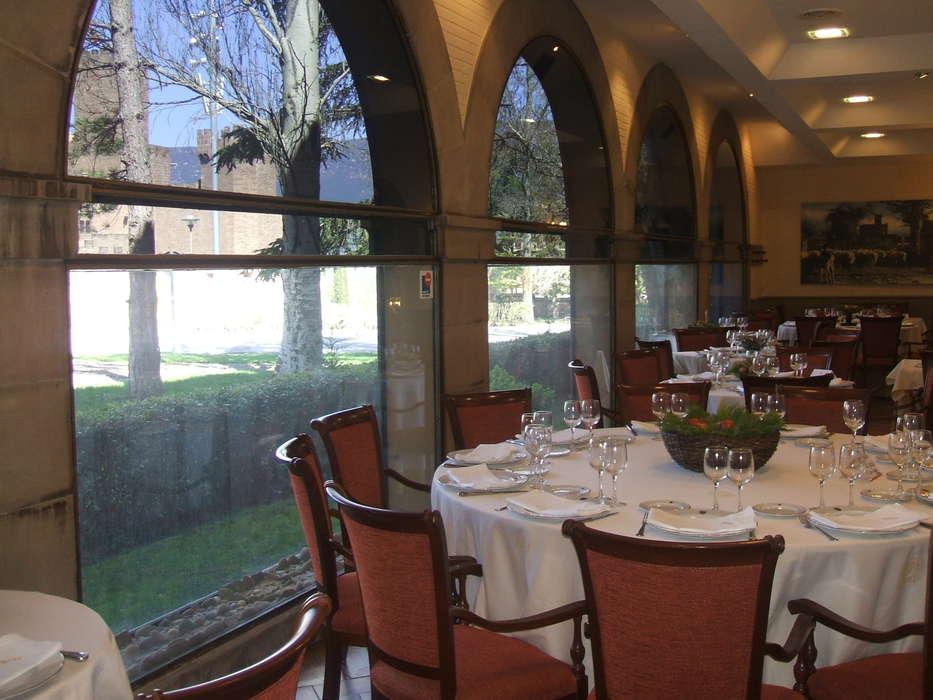 Hotel Xabier - Restaurant