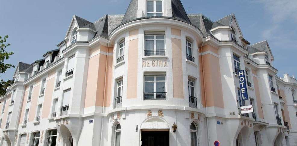 Hotel Regina Biarritz Booking