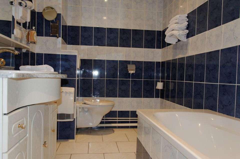 Hôtel Regina and Spa - Salle de bain supérieure