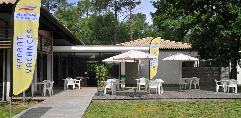 Appart Hotel Lacanau