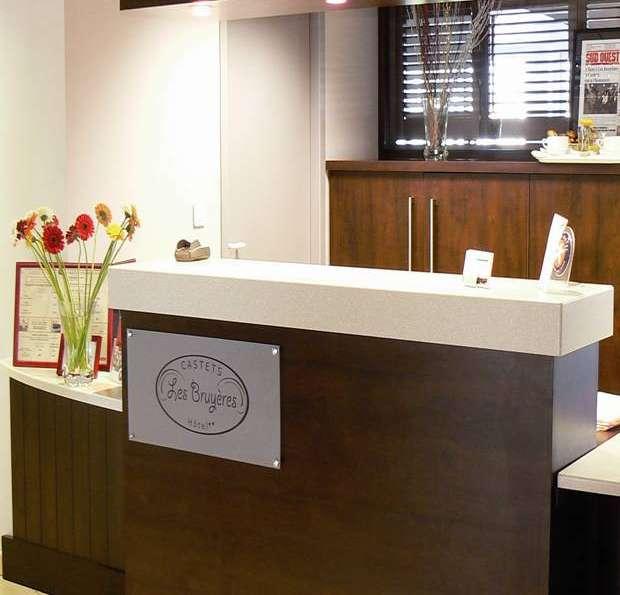 The Originals City, Hôtel Les Bruyères, Dax Nord (Inter-Hotel) - Reception