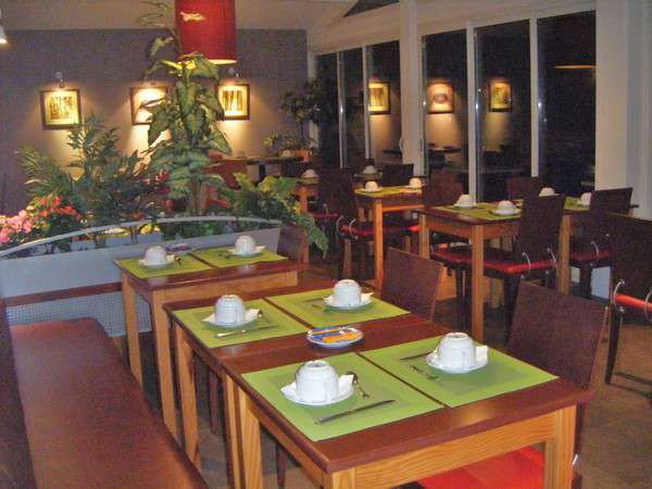 The Originals City, Hôtel Les Bruyères, Dax Nord (Inter-Hotel) - Breakfast