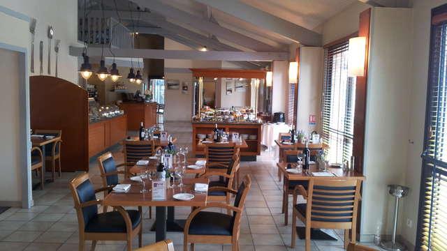 Hotel Kyriad Prestige - Bordeaux Merignac - kyriad prestige salle de restaurant