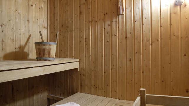 Hotel Kyriad Prestige - Bordeaux Merignac - kyriad prestige sauna