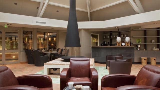 Hotel le Saint Roch - Lounge Papotages et grignotage