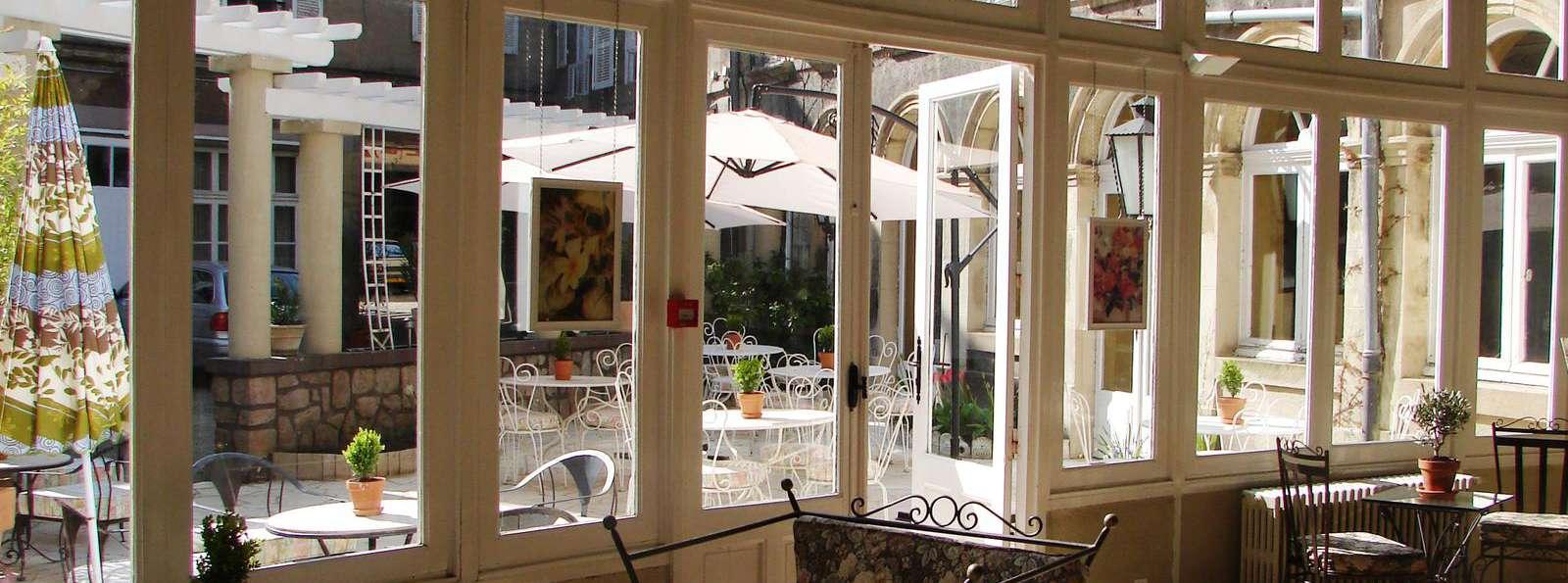 Hotel Saint Louis Autun Bourgogne