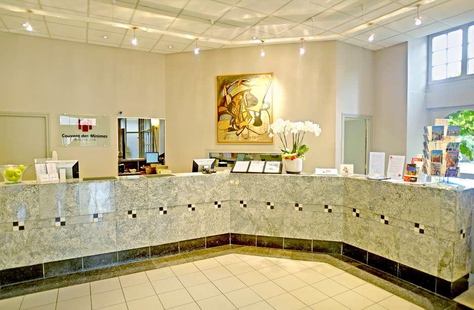 Hôtel Alliance Couvent des Minimes - Reception