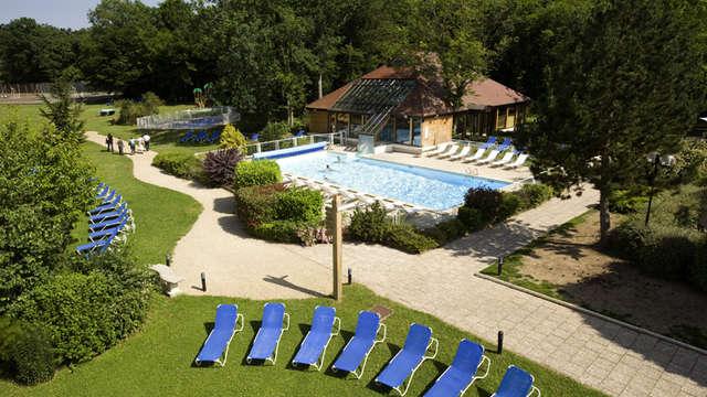 Novotel Fontainebleau Ury - EXTERIEUR SPA