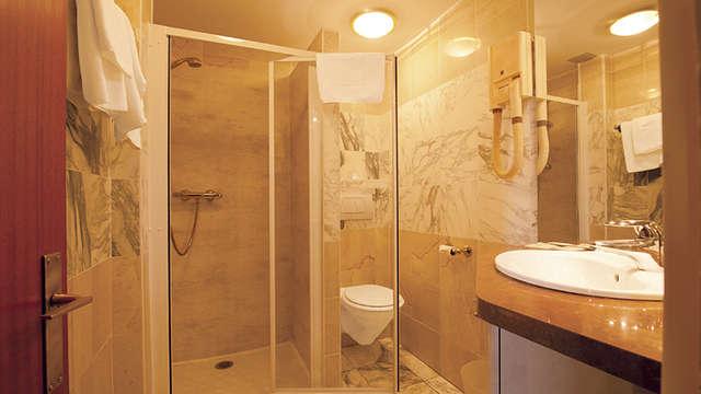 Hotel Le Lac - Hotel Le Lac Ch Standard Double SDB